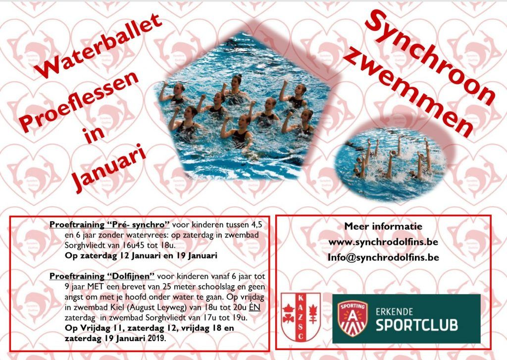 proeftraining Januari 2019