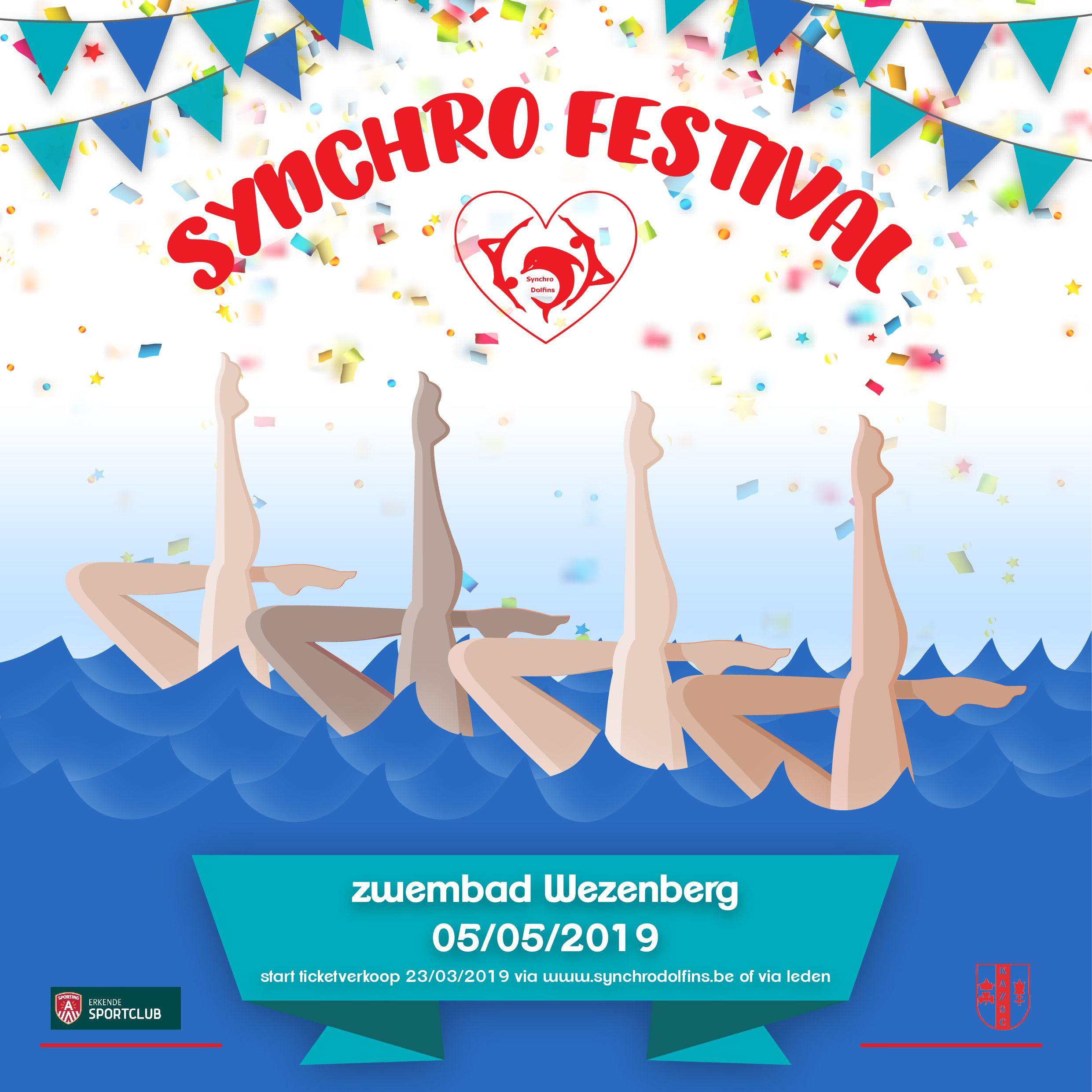synchroshow 2019 AFFICHE TEASER