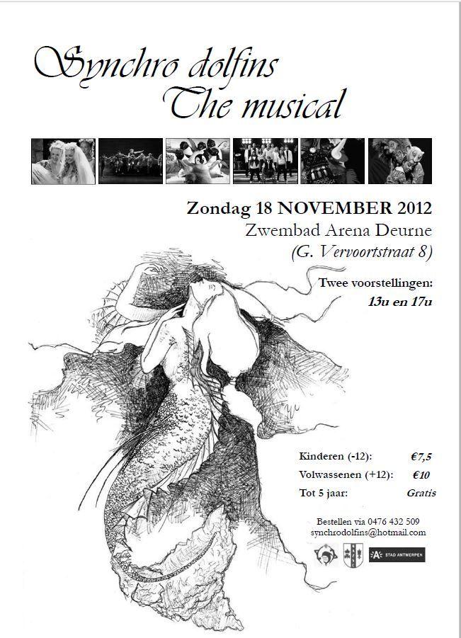 affiche musical 2012