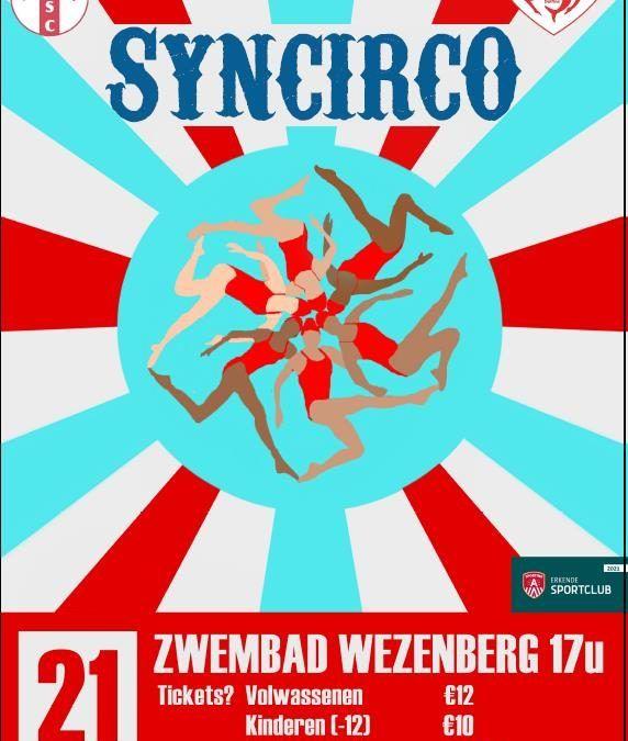 Syncirco komt eraan!